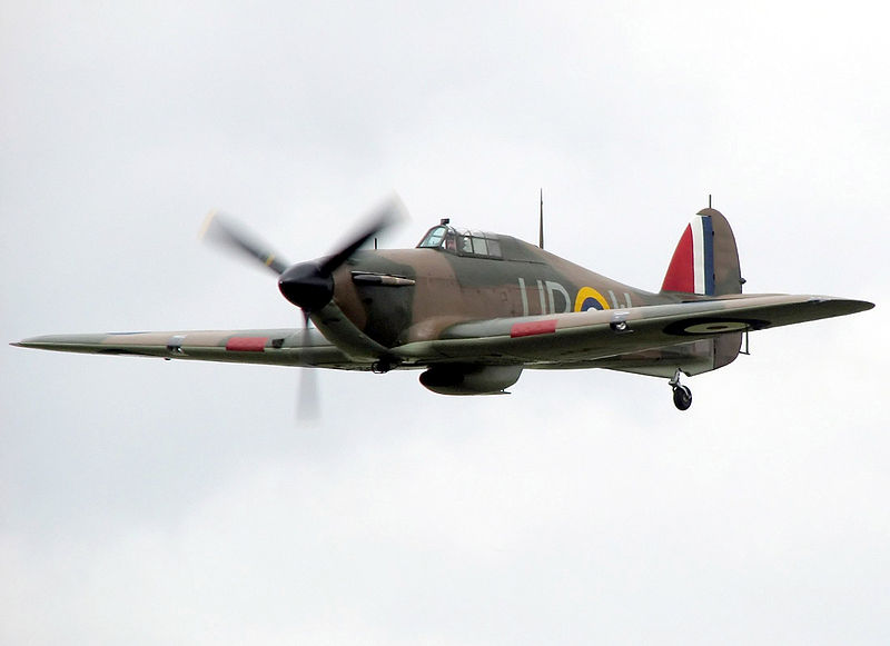 The Battle of Britain: Timeline
