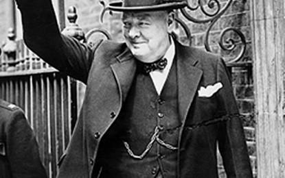 Winston Churchill's Battle of Britain Speech