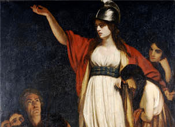 Why did Boudica lose?   Military History Monthly