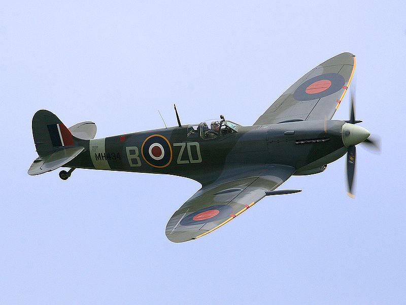 The Spitfire: My Flight of Fancy