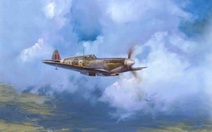 Spitfire Facts:  8 little-known facts