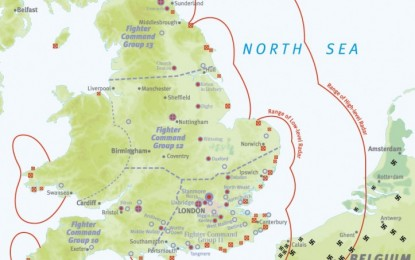 Battle of Britain Map: an Overview