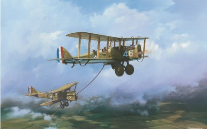 Biplane picture gallery 2 by Mark Bromley