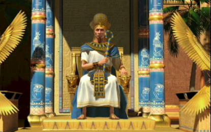 Ramesses II – the greatest leader of all time?