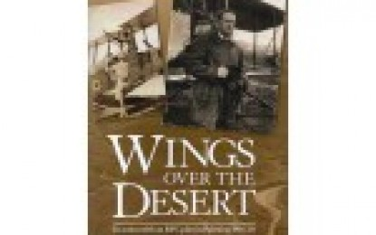 Wings over the Desert by Desmond Seward