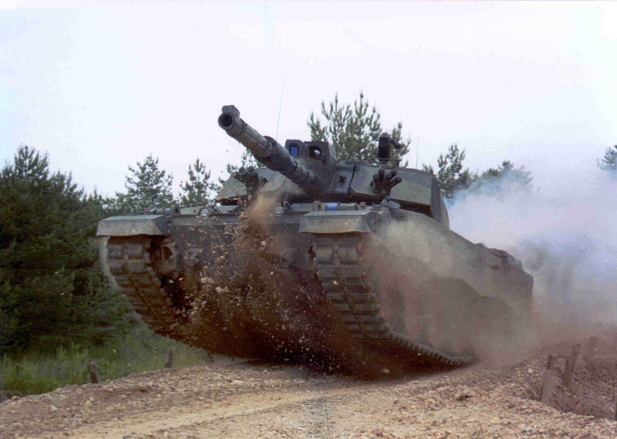 Challenger 2 Maj Tim Brown And The Battle For Basra