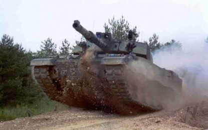 Challenger 2 – Maj. Tim Brown and the Battle for Basra