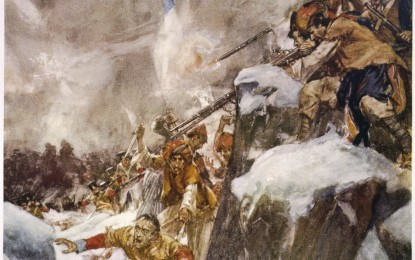 The First Anglo-Afghan War, 1839-1842