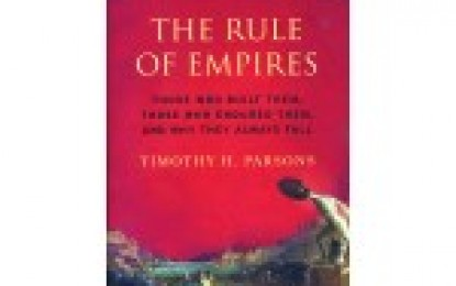 The Rule of Empires: those who built them, those who endured them, and why they always fall.