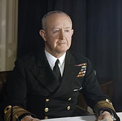 Admiral of the Fleet Viscount Cunningham