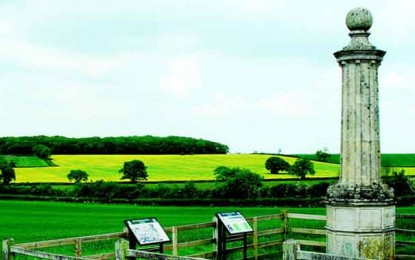 Naseby: Then and Now – Battlefield