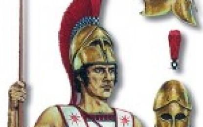 Athenian Hoplite – Soldier Profile