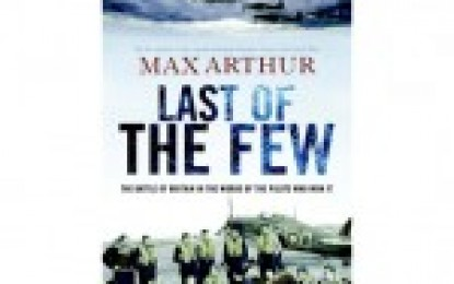 The Last of the Few, by Max Arthur