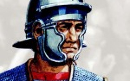 Roman legionary – Soldier Profile