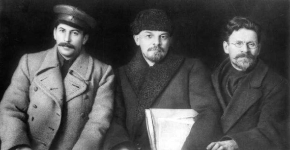 stalin and lenin relationship