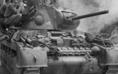 The Matilda II Tank