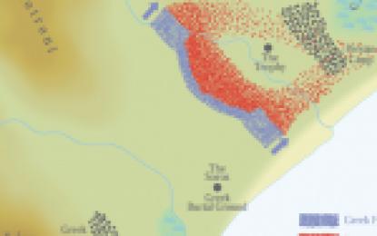 The Battle of Marathon- 490 BC