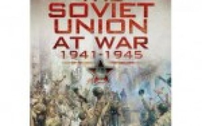 The Soviet Union at War 1941–1945, edited by Professor David R Stone