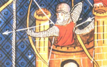 The Longbow: Medieval Weaponry
