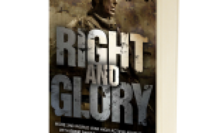 Right and Glory by Max Adams