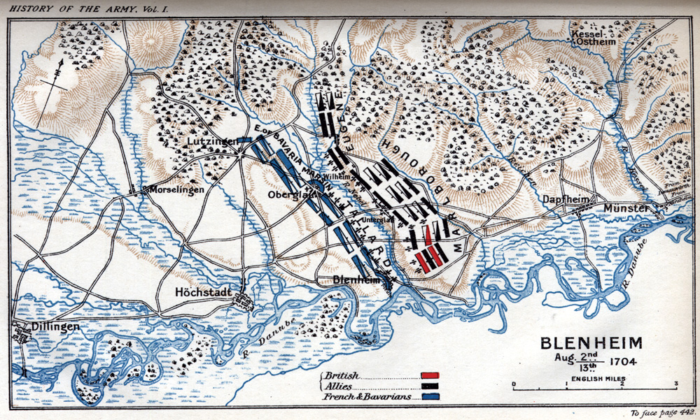 Plan-of-Blenheim