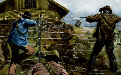 Boers, Blockhouses and Barbed Wire