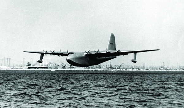 The Spruce Goose – Back to the drawing board