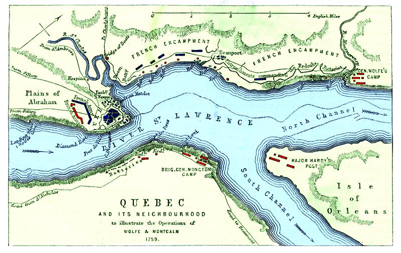 Battle of Quebec Facts (1775)