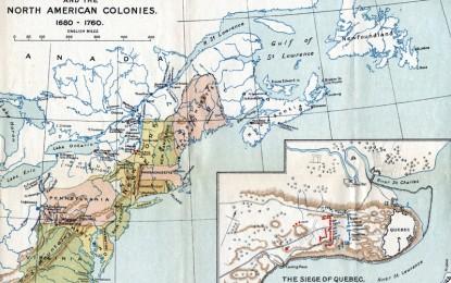 The Battle of Quebec, 13 September 1759
