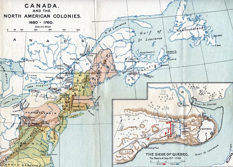 1759 in Canada