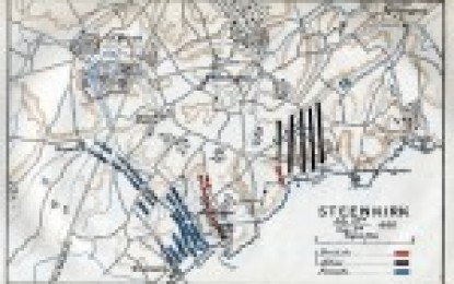 Battle of Steenkirk, 3 August 1692