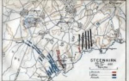 Battle of Steenkirk, 3 August 1692