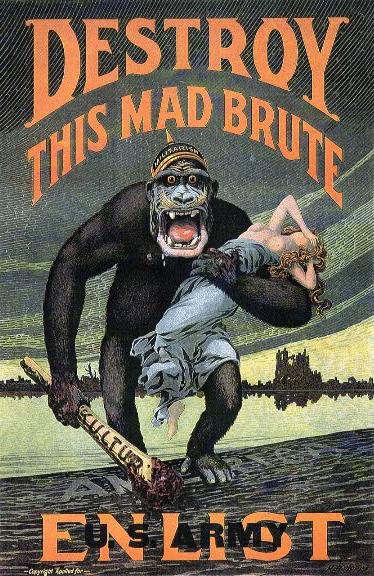 Who started World War I?