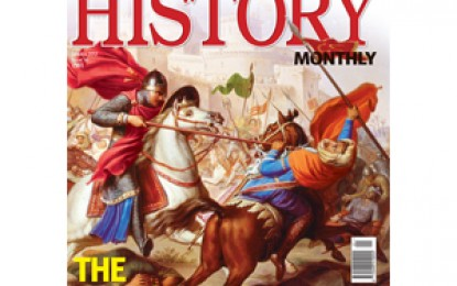 Military History Monthly – January 2012