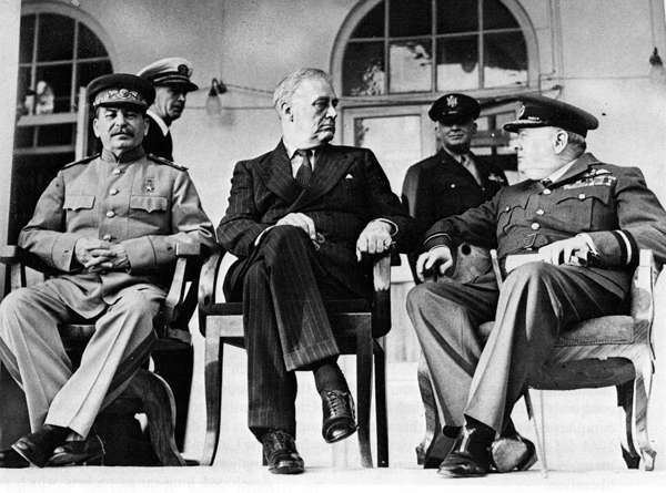 history hl cold war the tehran Choose from 500 different sets of notes cold war ib history flashcards on quizlet   tehran conference: us, ussr and britain agree on the need for.