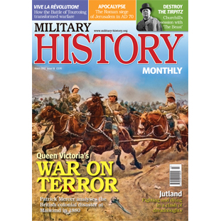 Military History Monthly – March 2012