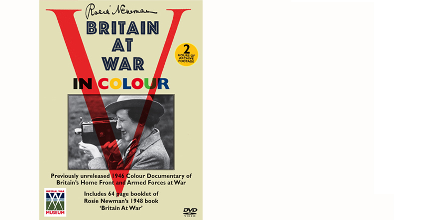 [Competition Closed] MHM Quiz: Win one of THREE copies of 'Britain at War in Colour'