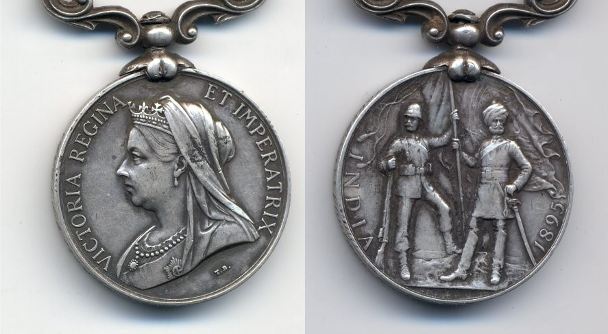 The India Medal of 1896