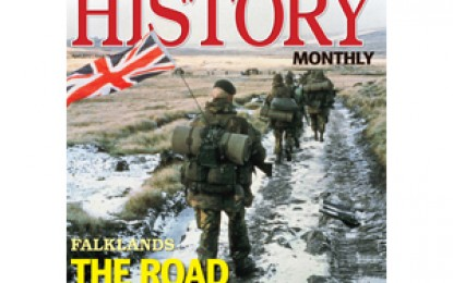 Military History Monthly – April 2012