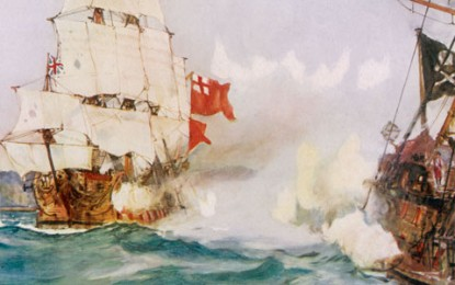 Pirates: the Royal Navy and the suppression of maritime raiding 1620-1830