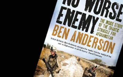 [Competition Closed] MHM Quiz: Win one of FIVE copies of No Worse Enemy