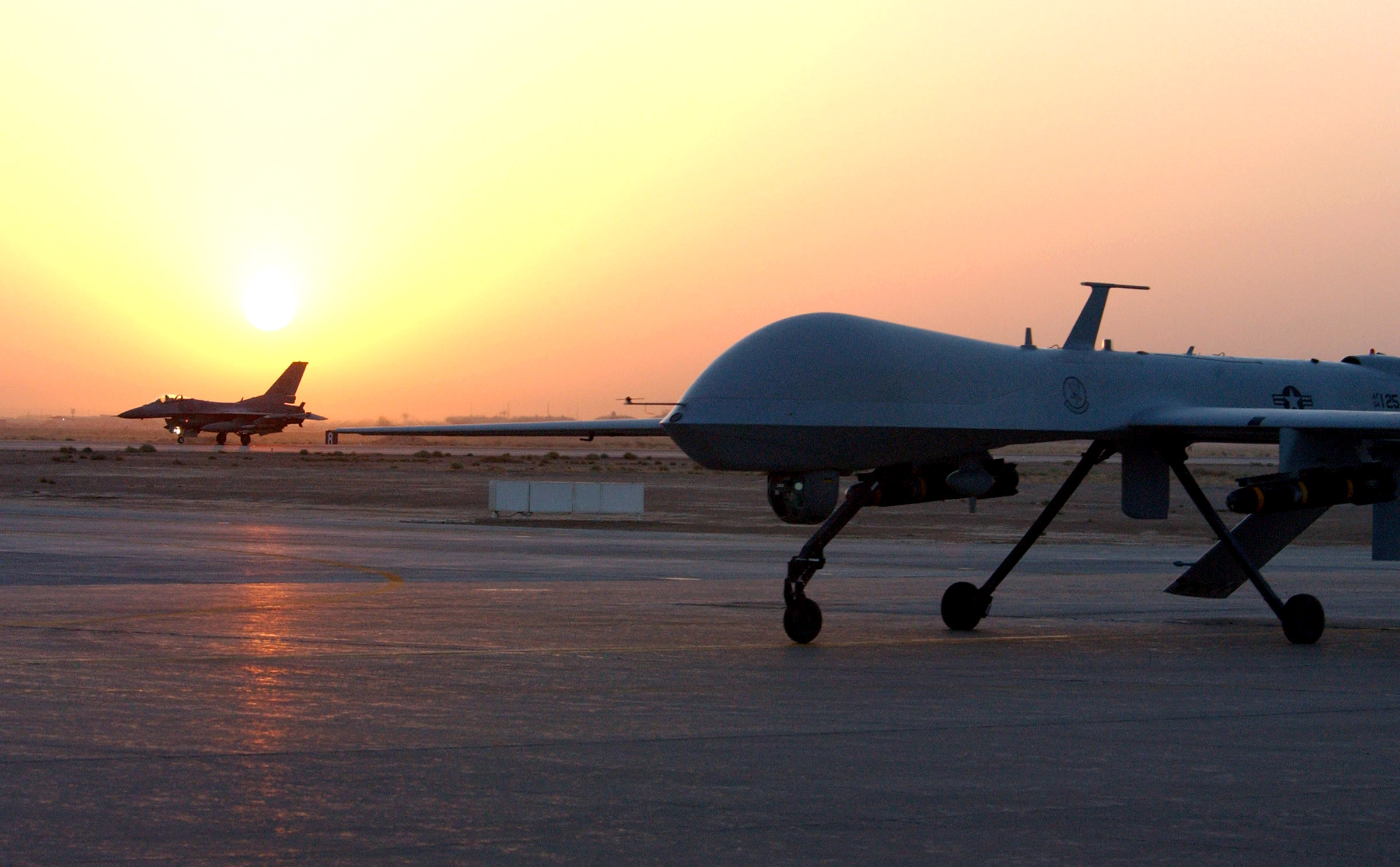 the predator drone unmanned warfare International affairs review - civilian casualties,  the rise of the predator: the evolution of drone warfare the  notes, using an unmanned drone allows.