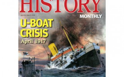 Military History – June 2012