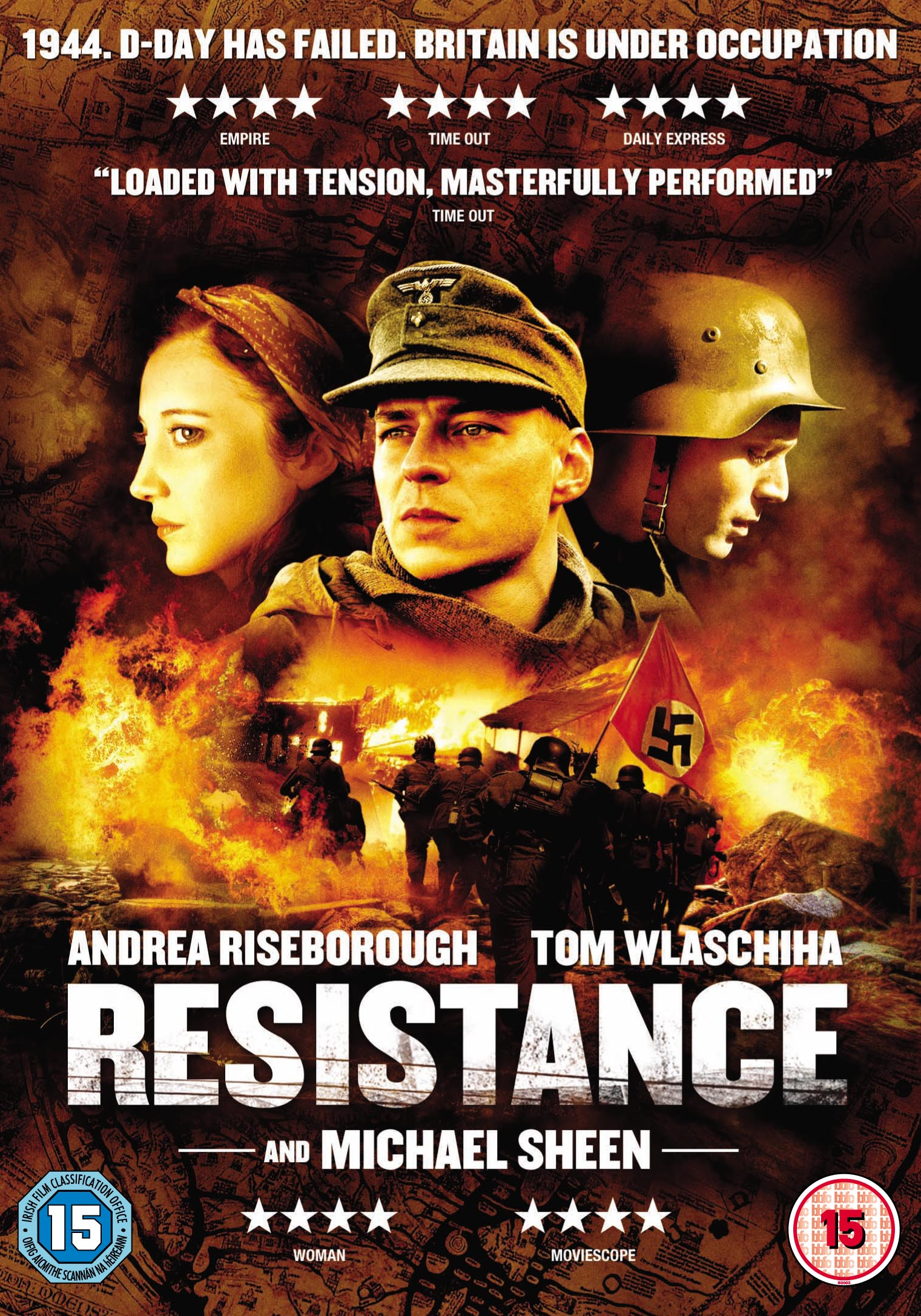 DVD Review – Resistance
