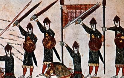 Battle tactics of La Reconquista