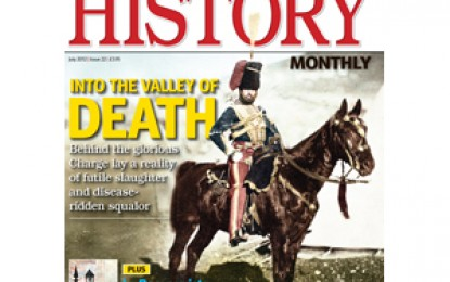 Military History Monthly – July 2012