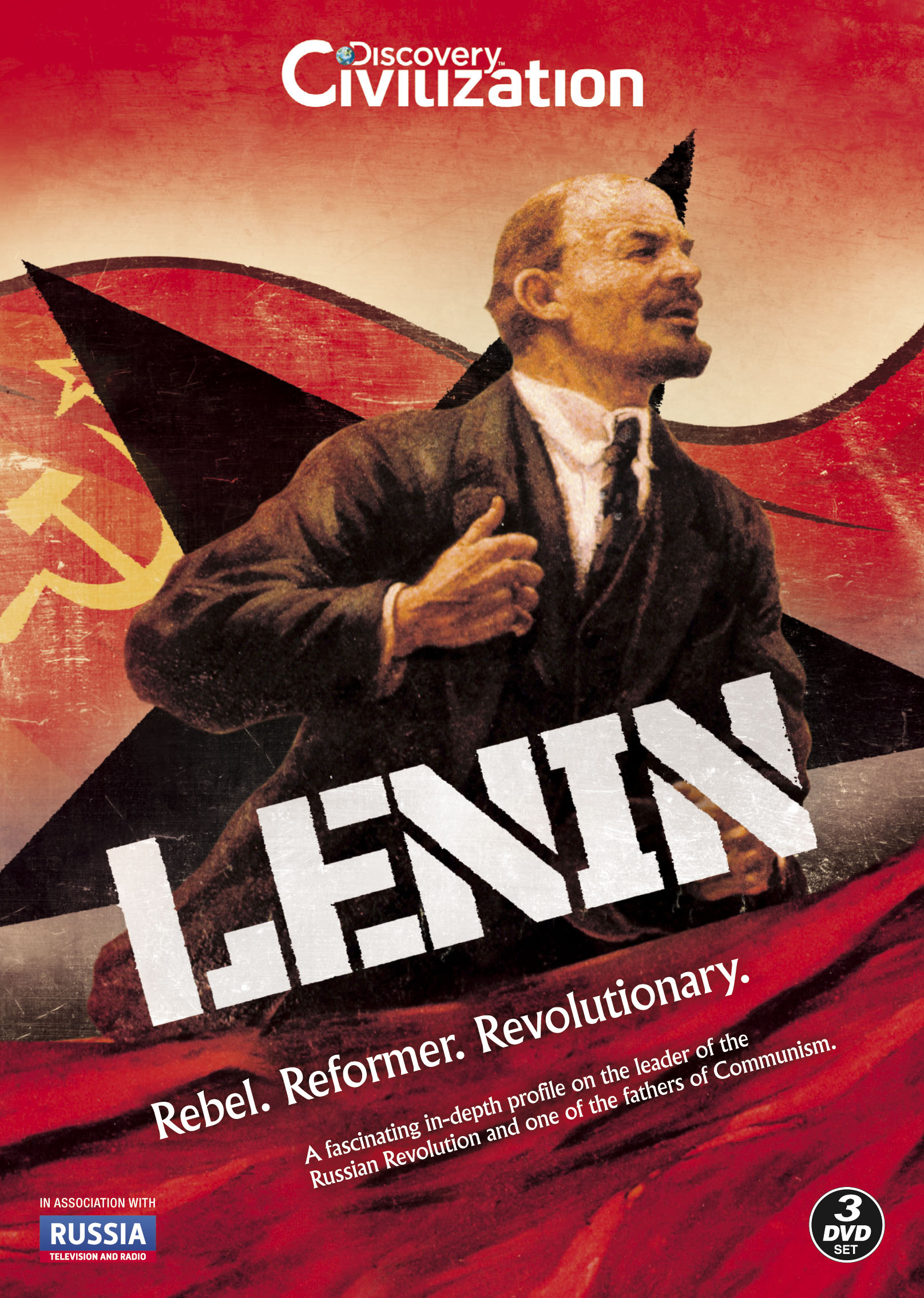 DVD Review – Lenin: Leader, Legend, Revolutionary