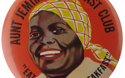 Back to the Drawing Board – Aunt Jemima