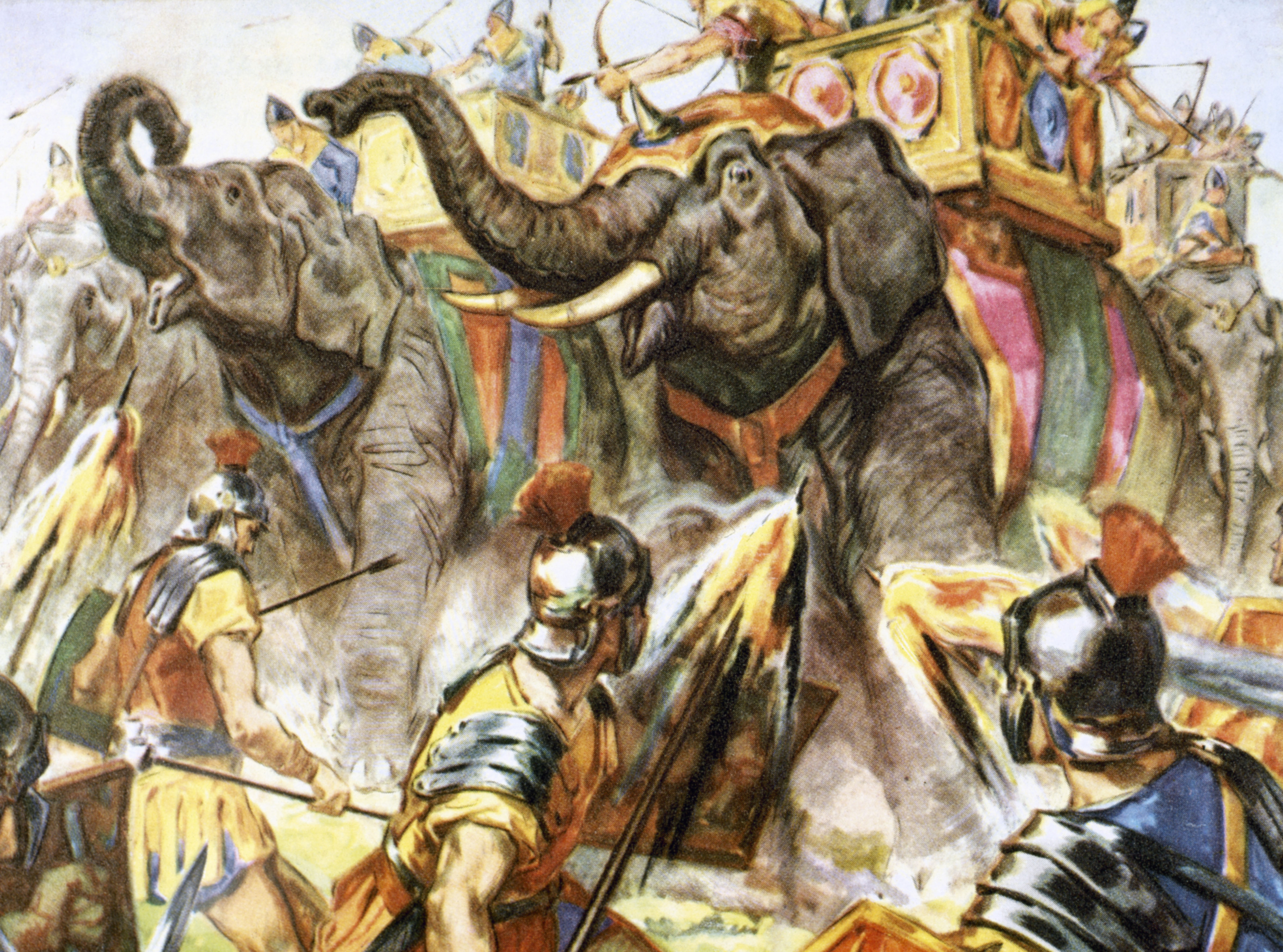 A history of the punic wars