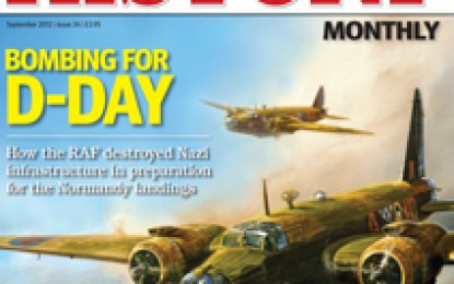 Military History Monthly – September 2012